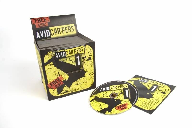 Gratis DVD AVID CARP
