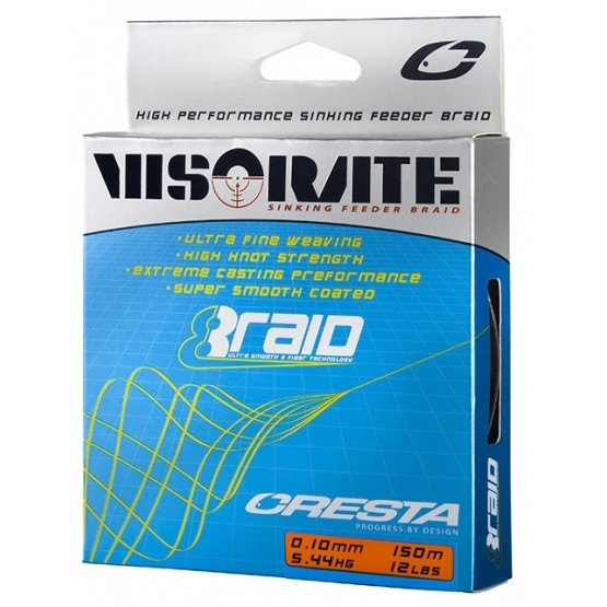 Cresta Visorate Feeder Braid