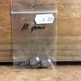 Fox Rage Corkscrew jighead bullet 10 gram