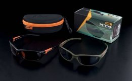 Fox XT4 Polarised Eyewear black frame / grey lense