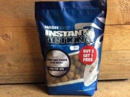Nash Candy Nut Crush 1kg 2 + 1 gratis