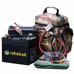 Rebel Cell 12V50 li-ion accu Comfort pakket