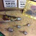 Fox Rage Corkscrew jighead bullet 5 gram